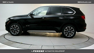 2017 BMW X5 sDrive35i Sports Activity Vehicle sDrive35i Sports Activity Vehicle New 4 dr Automatic Gasoline 3.0L STRAIGHT 6 Cy