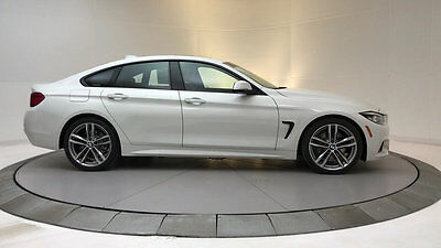 2018 BMW 4-Series 440i Gran Coupe 440i Gran Coupe 4 Series New 4 dr Sedan Automatic Gasoline 3.0L Straight 6 Cyl A