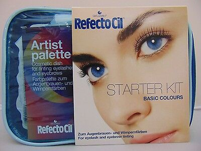 RefectoCil Starter Kit Basic Colours FREE SHIPPING