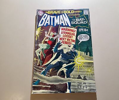 TA-0035: Brave and the Bold # 92, 1970, VG/F 5.5!