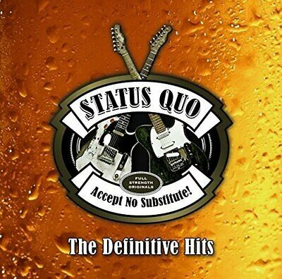 Status Quo - The Definitive Hits [CD]