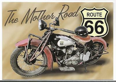 The Mother Road,route 66 Motorcycle,bike