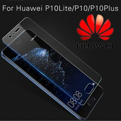 For Huawei P20 Lite/Pro P10 P9 Honor 9 Tempered Glass Screen Protector Film 9H