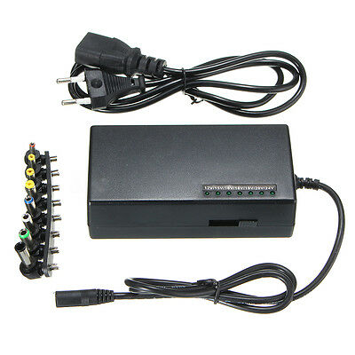 96W Universal Battery Power Supply Charger Adapter Cord for Laptop Notebook