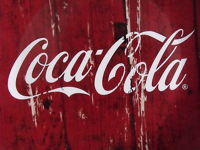 Coca Cola Collector's Plate ... By Markings!!