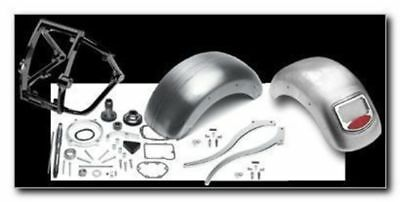 PM Phatail Kit Softail '00-06 Std Brake w/Recessed Number Plate 5 Speed