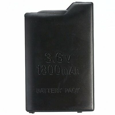 Replacement 3.6V 1800mAh Rechargeable Battery Pack for Sony PSP 1000 Console