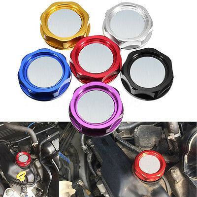 Engine Oil Filler Cap Fuel Intake Cover for Honda Acura Civic