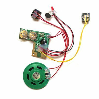 Recordable Voice Module for Greeting Card Music Sound Talk chip musical LX