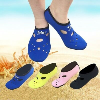 Adult Surfing Sock Snorkeling Water Exercise Swimming Scuba Diving Beach Shoes