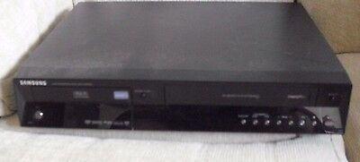 SAMSUNG DVD RECORDER & VCR-VR350M with REMOTE CONTROL