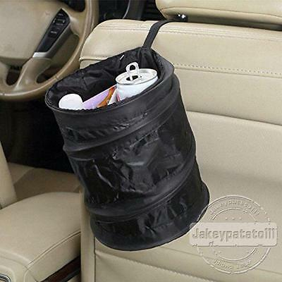 Universal Travel Portable Car Trash Can Collapsible Pop-up Leak Proof Trash bin