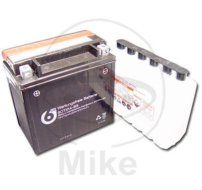 Batterie Acide 6 On Ytx14-Bs Sotx14-Bs 51214Lf   7079189 Garantie 2 Ans