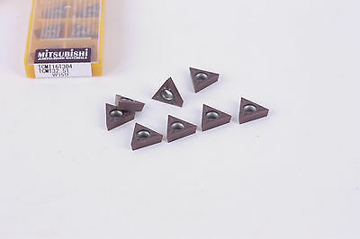 10pcs new TCMT16T304 VP15TF TCMT32.51 CNC TOOL Carbide INSERT FOR steel