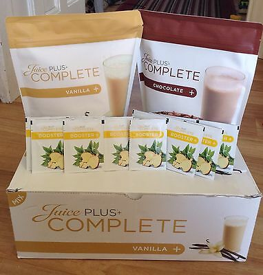 Juice Plus Shakes & Boosters
