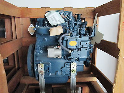 KUBOTA D850 ENGINE *Brand New* ORIGINAL
