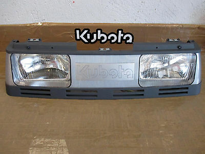 HEADLIGHTS WITH LAMPS ORIGINAL KUBOTA L1 series