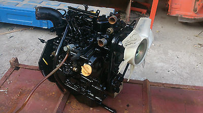 Yanmar Original / 3Tn63 Used Engine / 3 Cylinder 17Hp
