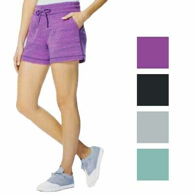 Weatherproof 32 Degrees Cool Womens Fleece Lounge Short