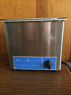 Mettler Electronics Cavitator ME4.6 Ultrasonic Cleaner