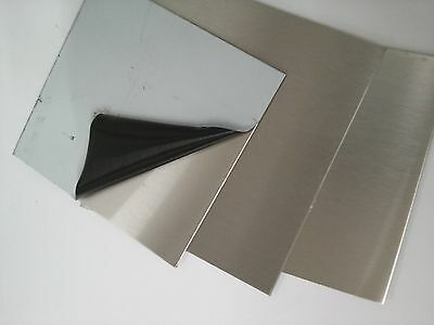 stainless steel sheet DP1 brushed finish grade 304 -1.5mm 2mm & 3mm various size