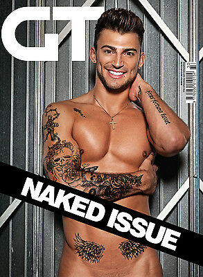 Gay Times Magazine Gt 427 Winter 2013 Jake Quickenden Dan Neal Robin Windsor New