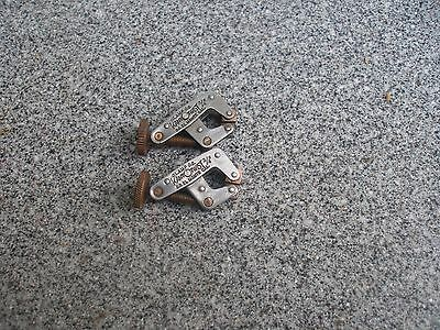 """lot of 2 Kant Twist Clamp 3/4"""" Used"""