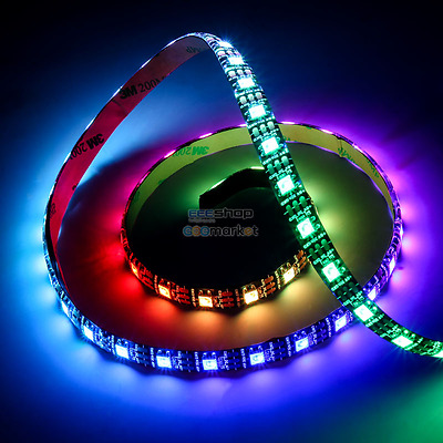 Lamptron FlexLight Multi programmable RGB-LEDs, Infrarot-Remote LAMP-LEDFP1005