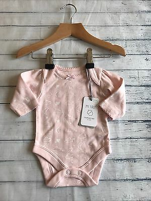 Baby Girls Clothes Newborn - Cute Vest Top -New -