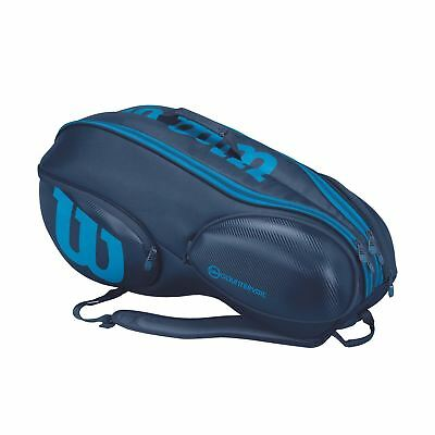 Wilson Ultra Blue X9 + Free 3pack overgrip