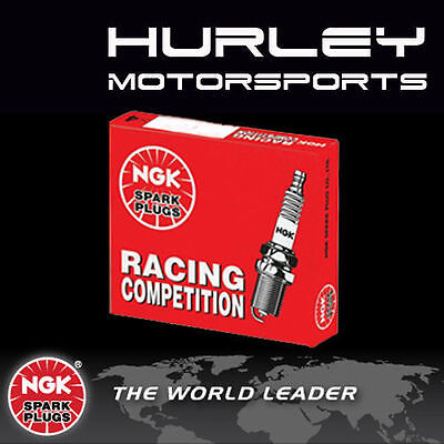 NGK Racing Competition Spark Plugs - Stock #5281 - R2525-10 - Qty (4)