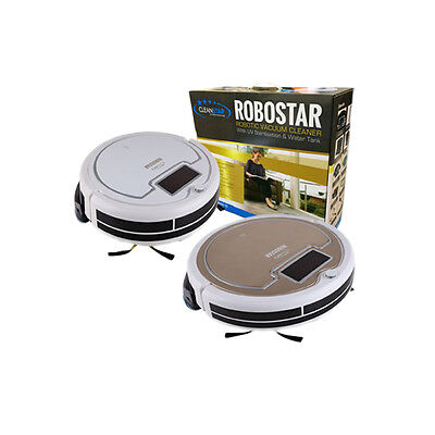 Cleanstar Robostar Robotic Vacuum Cleaner With UV Sterilisation(AUTHORIZEDEALER)