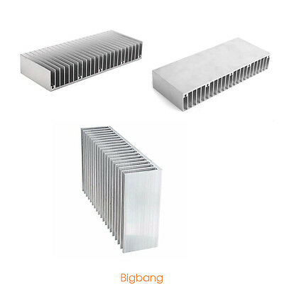 60 x150 x25mm Heat Sink Aluminum Heatsink Cooling Fin for LED Power Transistor