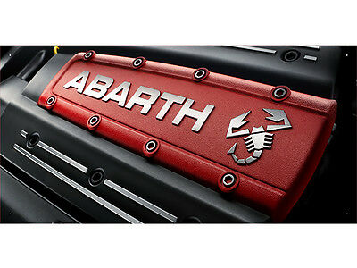 Advertising Display Banner for Abarth Sales Service Parts