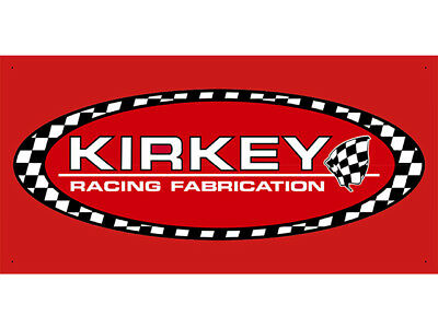 Advertising Display Banner for Kirkey Sales Service Parts