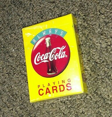 Coca Cola Collectible Playing Cards