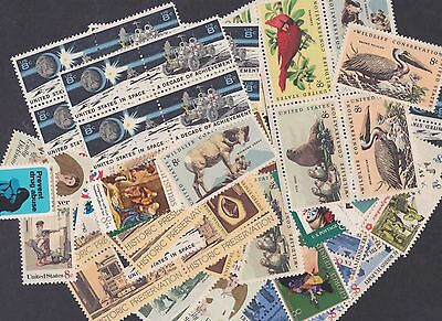 US Stamps - Discount Postage ($8 Face) - 100 Stamps - 8c Denominations