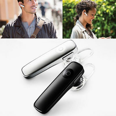 New Wireless Bluetooth Stereo HeadSet Handsfree Earphone For Samsung iPhone LG