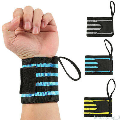 Hand Wrist Protects Supports Weight Lifting Outdoor Sports Training Wrist Strap