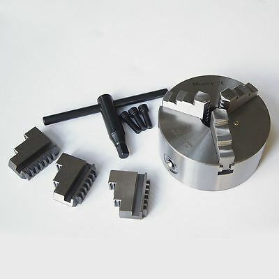 K11 Series 125MM Diameter 3 Jaw Self Centering Lathe Chuck