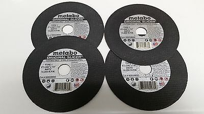 8 Metabo Original Slicer Abrasive Blade Ac-D 6 Inch Disc 655339000 Cut Off Wheel