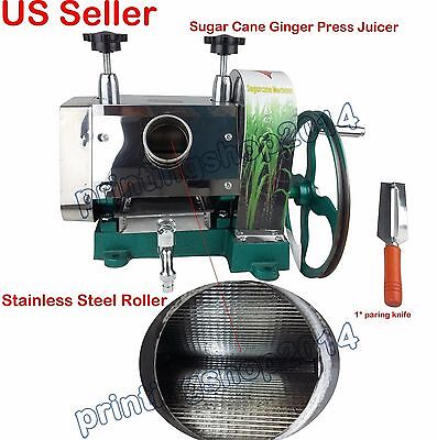 Manual Model Sugar Cane Ginger Press Juicer Commercial Juicer Machine
