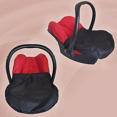 Apron Maxi Cosi Cabriofix Footmuff Foot Cover Baby Infant Car Seat WATERPROOF
