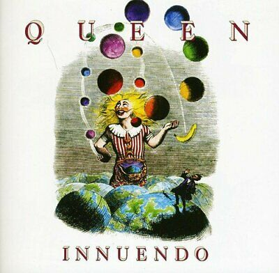 Queen - Innuendo (2011 Remaster: Deluxe Edition) [CD]