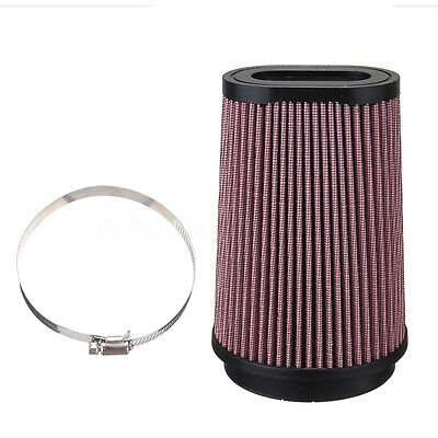 Yamaha Banshee 350 Replacement K&N Style Air Filter Pro Design Trinity Flow Set