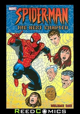 SPIDER-MAN NEXT CHAPTER VOLUME 1 GRAPHIC NOVEL New Paperback (392 Pages)
