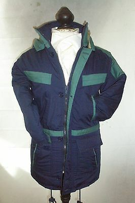 Champion Tarn Padded Junior Jacket In Green Or Navy