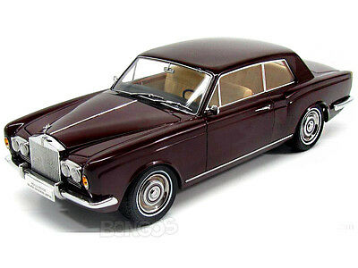 1968 Rolls Royce Silver Shadow MPW Coupe 1:18 Scale - Paragon Diecast Model