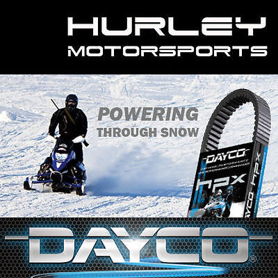 DAYCO High Performance Extreme Snowmobile Belt HPX5023 Arctic Cat