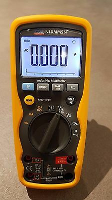 Digital Auto Ranging 1000v Multimeter made by Di-Log